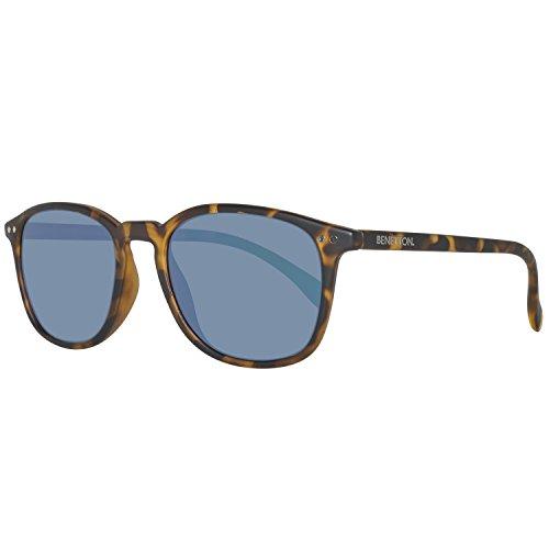 BENETTON BE960S02, Gafas de Sol Unisex, Trtois/Green, 52