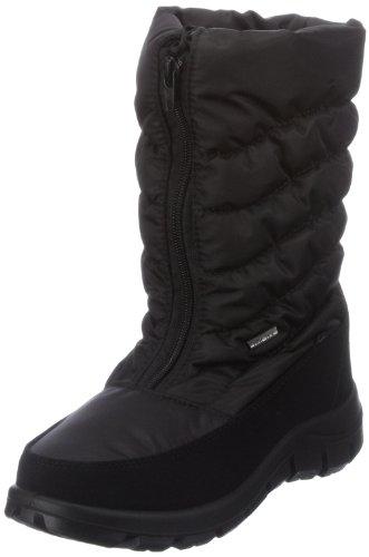 Vista 11-12212-schw, Damen Snowboots, Schwarz (schwarz), EU 36