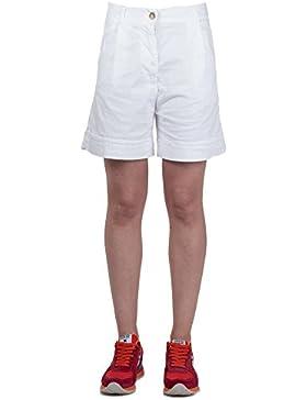La Femme Blanche Shorts donna 6445 SHORTS BIAN colore Bianco