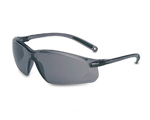 Honeywell Schutzbrille A700, Graugetönt, nach EN166 geprüft,Kratzfeste Brille (1)