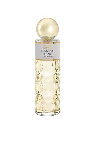 Köln Saphir Parfüm Damen, Linie: Select Blue Woman, 200ml, mit Zerstäuber