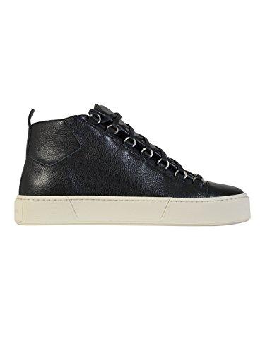 balenciaga-herren-449678ways01000-schwarz-leder-hi-top-sneakers