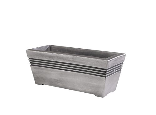 Strata Milano Trough - Pewter