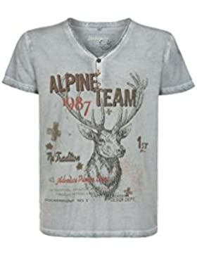 Michaelax-Fashion-Trade Stockerpoint - Herren Trachten T-Shirt, Feli3