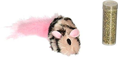 katzeninfo24.de Kong Catnip Toy Feldmaus Katzenspielzeug
