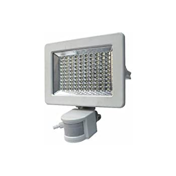 MEIKEE 60 LED Outdoor Solar Motion Light15m PIR Motion Distance