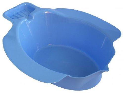 Bidetbecken Behrend blau, Bidetbecken
