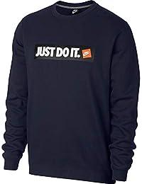 Nike M NSW HBR CRW FLC, Sudadera para Hombre, Hombre, 928699 451,