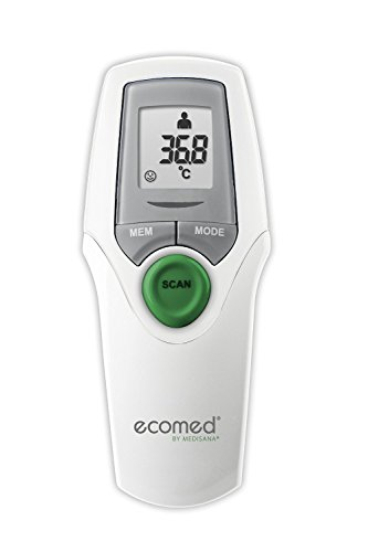 Ecomed 23400 Infrarot-Thermometer TM-65E
