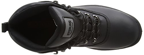 Sterling Safetywear SS812SM Scarpe Antinfortunistiche, da Uomo Nero (Black)