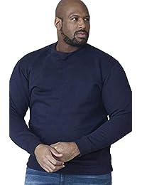 Rockford tripulación Cuello Poly algodón Forro Polar Sudor Camiseta (1616)  tamaño 1 x l hasta c58ee0b20ca7a