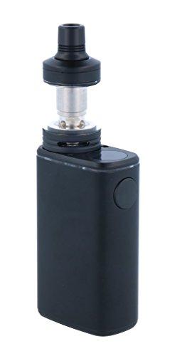 Exceed Box E-Zigaretten-Set mit 3000 mAh Kapazität von InnoCigs - Farbe: schwarz