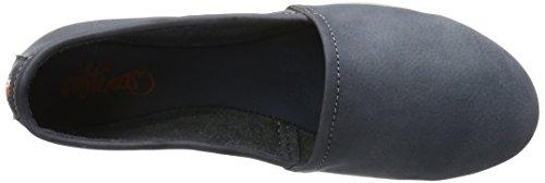 Softinos P900382, Scarpe Senza Lacci Donna Blu (Navy)