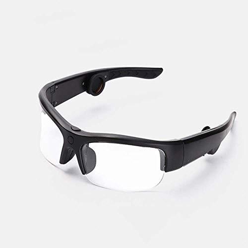Knochenleitung Bluetooth Sport KopfhöRer Brille Knochenleitung Bluetooth KopfhöRer Smart Sun Eye Sonnenbrille Laufen, Reiten, Fahren