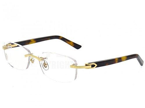 occhiali-da-vista-cartier-canazei-56-16-tartarugato