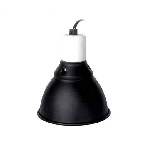 Heizungs Lampe 5,5-Zoll-Reptilien-Lampenschirm Explosionsgeschützter Aquarium-Heizlampen-Halter-Haube-Haltbares Reptil -