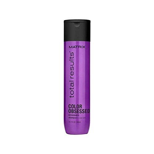 Matrix Gesamt Ergebnisse Farbe Besessen Shampoo (300 Ml) (Packung mit 2) (Gesamt Ergebnis-matrix-shampoo)