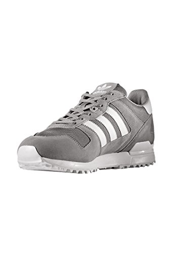 adidas Unisex-Erwachsene Zx 700 Sneakers Grau (Grey Three/footwear White/grey Three)