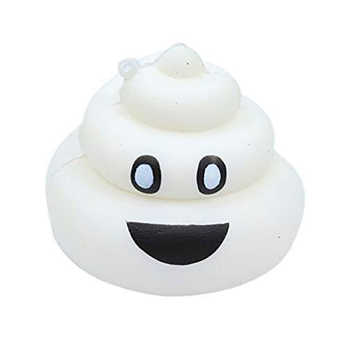 Mitlfuny Kawaii Langsam Dekompression Creme Duftenden Groß Squishy Spielzeug Squeeze Spielzeug,Slow Rebound Simulation Hocker Kinder Erwachsene Venting Dekompressionsspielzeug
