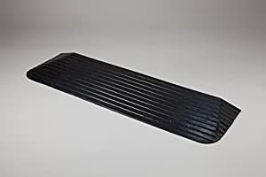 Rubber Threshold Ramp 1.5 High (1105mm wide 320mm deep) by The Ramp People