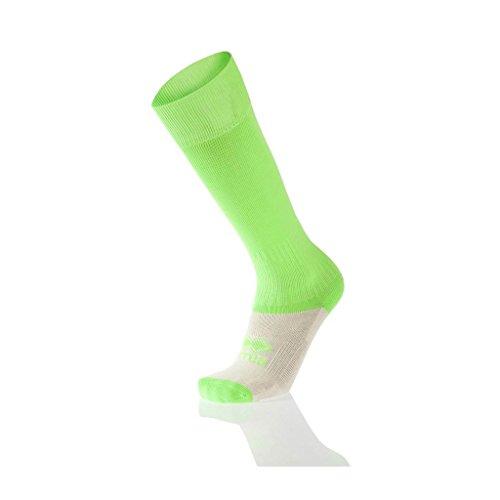 POLYESTERE Stutzensocken · UNISEX Stutzen für Jugendliche & Erwachsene · ERREÀ Fußball Hockey Running Freizeit etc. · TRAINING Sportsocken in Gr. 36-44 Größe ONESIZE, Farbe neongrün (Socken Puma Hoch Knie)