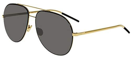 Dior Damen DIORASTRAL IR 2M2 Sonnenbrille, Schwarz (Black Gold Grey), 59