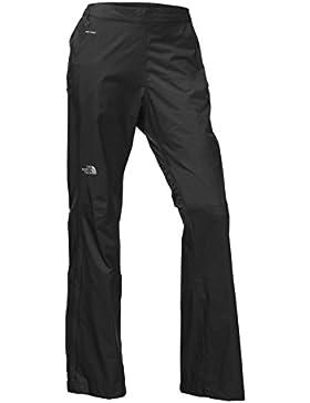 The North Face Venture 2 con Cremallera por la Rodilla, Pantalones para Mujer, Negro (Black), WNA (Tamaño del...