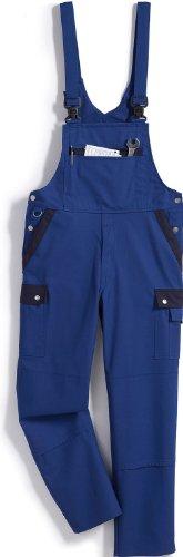 BP Workwear Arbeits-Latzhose CottonPlus - royalblau/marine - Größe: 52
