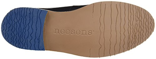 Neosens S090 Restored Skin Ebony Aris, Chaussures Derby Homme Noir (Ebony)
