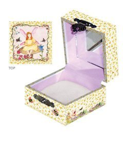 TANDY TOOTH FAIRY BOX by Enchantmints -
