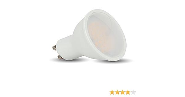 V Tac Vt 2779 Indoor Gu10 7 W White Light Spotlight Indoor Recessed Gu10 Round Led Warm White Beleuchtung