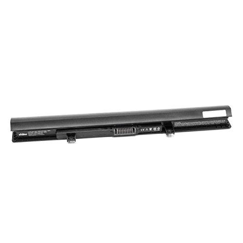1brs Ersatz Für Notebook Akku (vhbw Akku Ersatz für Toshiba PA5185U-1BRS, PA5186U-1BRS Laptop Notebook - (Li-Ion, 2600mAh, 14.8V, 38.48Wh, schwarz))