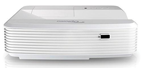 Optoma GT5000+ Projecteur à technologie DLP (Vidéoprojecteur, 1920x 1080px, 3200ANSI Lumen, HDMI, VGA) Noir/Blanc