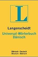 Langenscheidts Universalwörterbuch Dänisch-Deutsch Deutsch-Dänisch