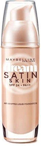 Maybelline Dream Satin Skin Foundation B4 Nude Beige, 30ml