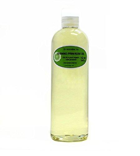 Evening Primrose Oil 9% GLA Health Natural Care 12 Oz
