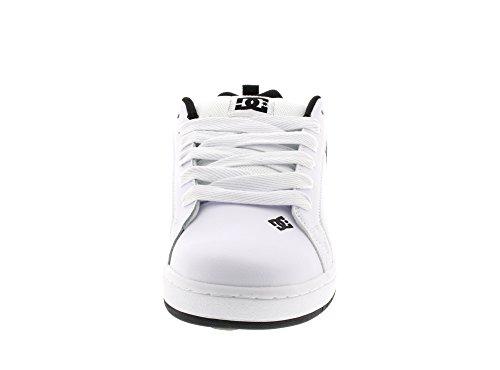 DC COURT GRAFFIK S Herren Sneakers Weiß