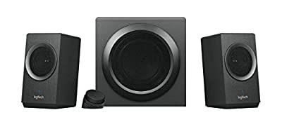 Logitech Multimedia Speakers - Black