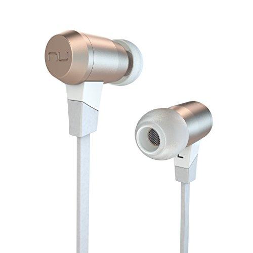 NuForce BE6i In-Ear Bluetooth Kopfhörer Magnetisch gold
