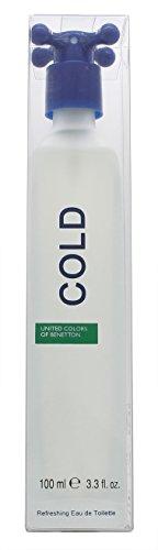 Benetton benetton cold for men eau de toilette perfume spray