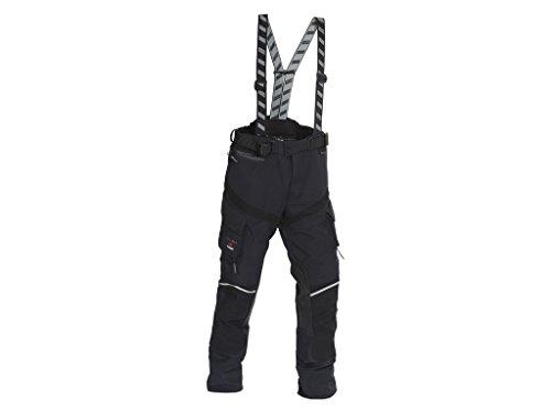 Pantaloni da moto Rukka energater Gore Tex Nero