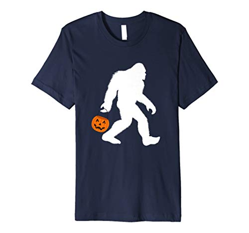 Bigfoot Halloween-Kostüm Shirt Funny für Männer Frauen Boy Girl