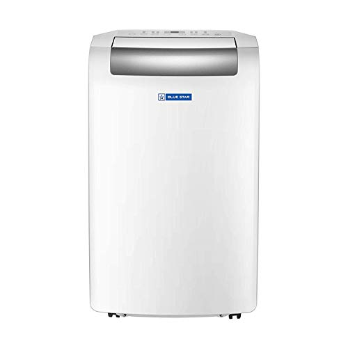 Blue Star 1 Ton Portable AC (Copper, PC12DB, White)