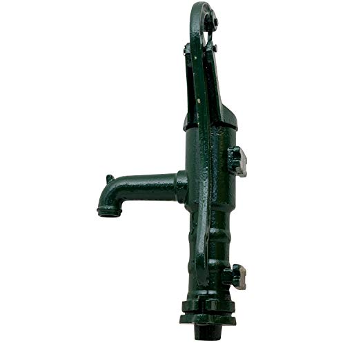 aubaho Schwengelpumpe Gartenpumpe Handschwengelpumpe Wasserpumpe Handpumpe Antik-Stil e