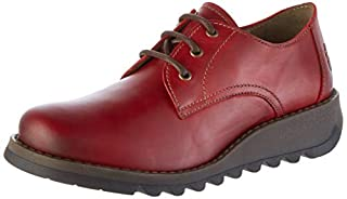 Fly London Women's SIMB389FLY Brogues, Red (Red 004), 9 (42 EU) (B07FTTJX8G) | Amazon price tracker / tracking, Amazon price history charts, Amazon price watches, Amazon price drop alerts