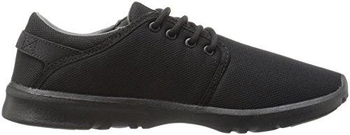 Etnies Scout, Sneakers Basses Homme Dark Black