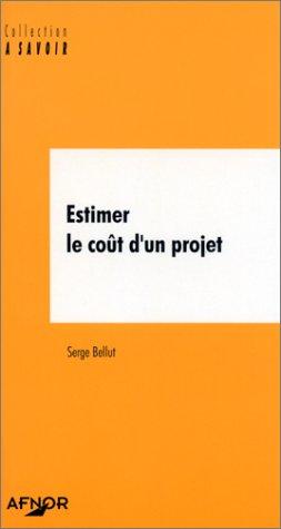 Estimer le coût d'un projet