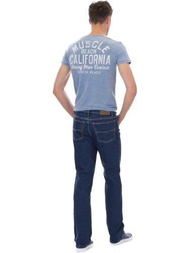 Paddocks Jeans Hose Ranger, 253 - 45.24, dark stone Blau
