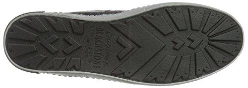 Blackstone Men Am02 High Sneaker Blue (dark Indigo)