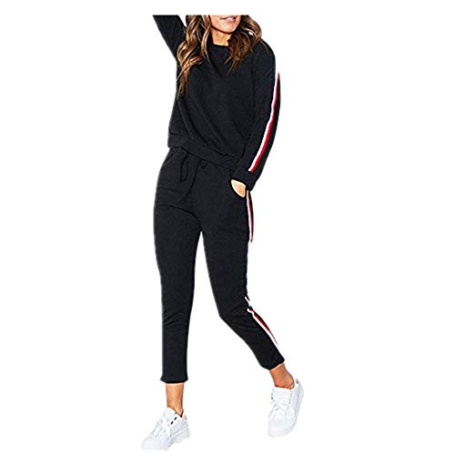 Tracksuits Women Solid Long Tops...